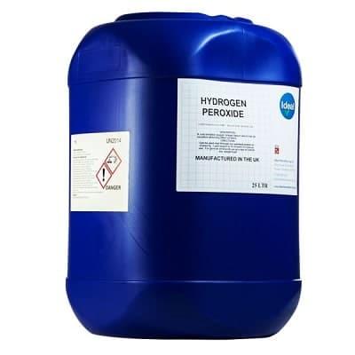 خرید هیدروژن پراکسید