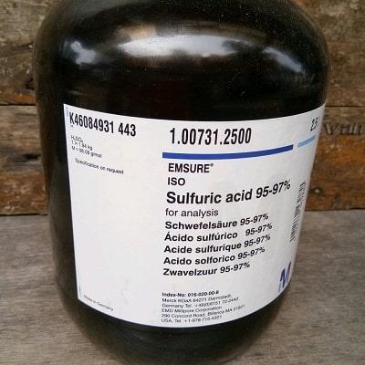 خرید اسید سولفوریک