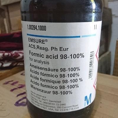 فروش اسید فرمیک اَوِسینا شیمی