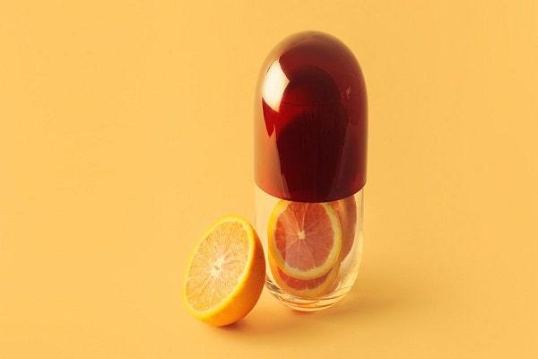 آسکوربیک اسید خوراکی