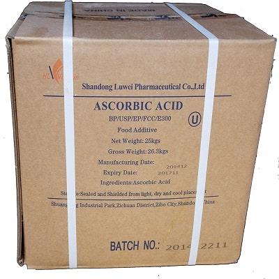 خرید آسکوربیک اسید
